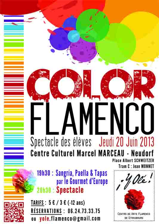 Color Flamenco